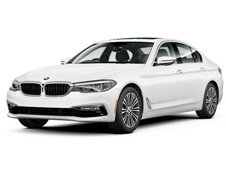 New BMW 540i xDrive in Lexington
