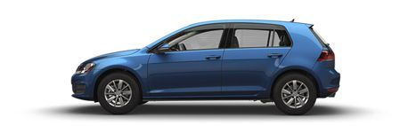 New Volkswagen Golf SportWagen in Lexington